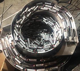 多种批次塑料振动盘